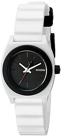 Nixon Ladies Quartz Plastic Watch, Color:White Star Wars (Model: A425SW2243-00) - Trooper Model