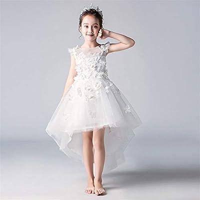 Jiecheng Dulce Pompon Falda De La Princesa del Hilado Niñas Se ...