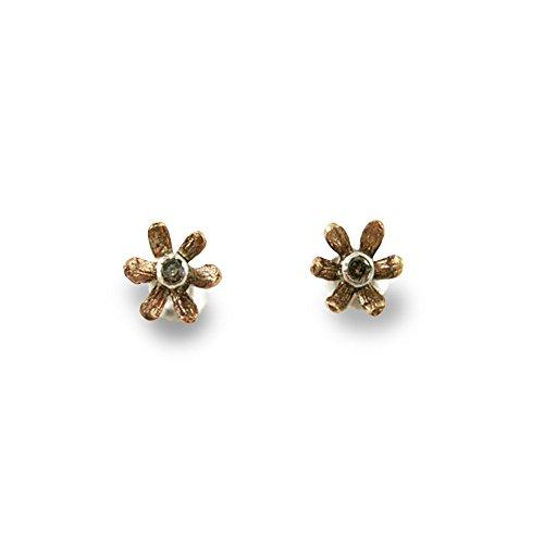 Small Flower Earring by Ayaka Nishi