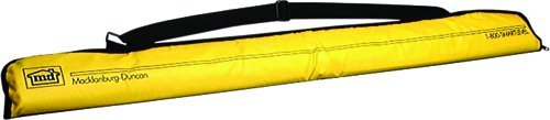 M-D Building Products 92924 48-Inch Soft Carrying Case for SmartTool with Black Trim, Yellow