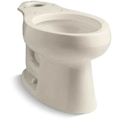 KOHLER K-4198 Wellworth Elongated Toilet Bowl