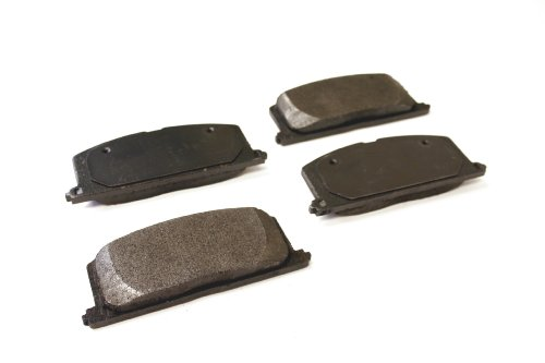 Performance Friction Corporation 242.20 Carbon Metallic Brake Pads