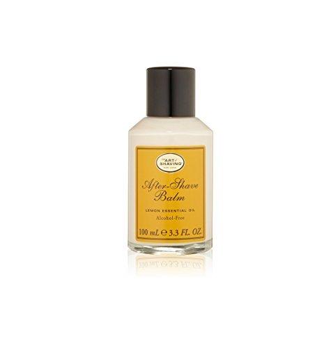 The Art Of Shaving After Shave Balm Lemon 3.3 oz