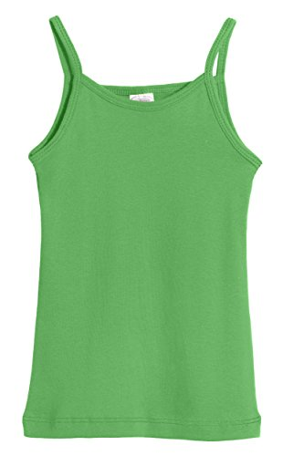 City Threads Little Girls' Cotton Camisole Cami Tank