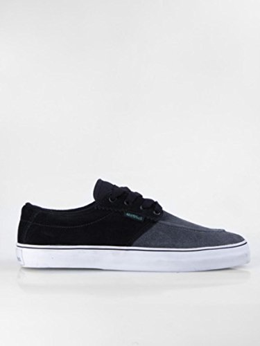 Etnies Skateboard Shoes Jameson 2.5 Dark Black/Grey/White