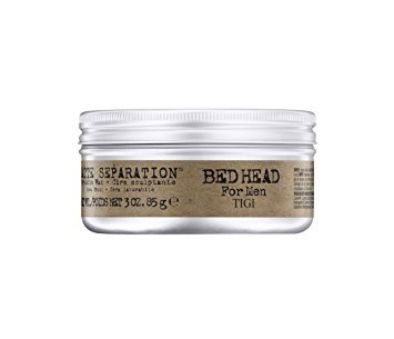 Bed Head Men Matte Separation Wax 3 Oz (gold Packaging)