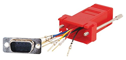 (Cables To Go Rj45/db9f Modular Adapter -)