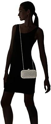 SARO LIFESTYLE HB526.S Handbag, Silver