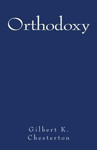 Orthodoxy pdf epub