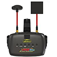 Eachine VR D2 Pro FPV Goggles w/ DVR 5 Inches 800x480 5.8gHz 40CH Raceband with DVR Lens Adjustable for RC Quadcopter