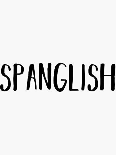 Spanglish - Sticker - 5