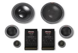 "System-362 - Dynaudio 8"" 3 Way Component Speakers"