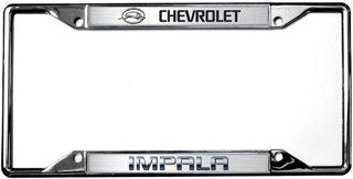 Chevrolet Impala License Plate Frame (Impala License Plate Frame)