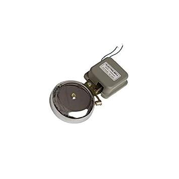 Gut bekannt Evila elektrischen Klingel Glocke mit Hammer 10 cm: Amazon.de VX23