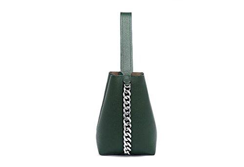 Sacs à En Femme Sacs Sacs Mère Bandoulière Sacs Sacs à Cuir Main à Vintage green Main qpqwcat75n