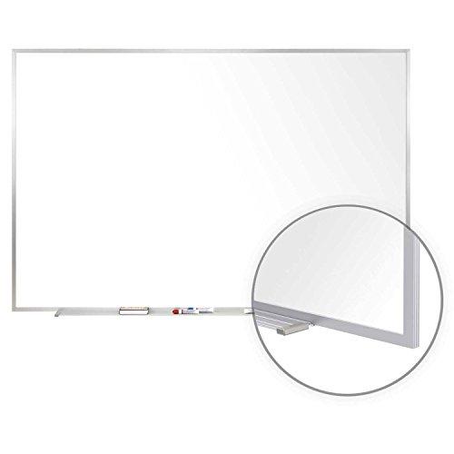GHEM1484 - Ghent Porcelain Markerboard Aluminum Frame ()