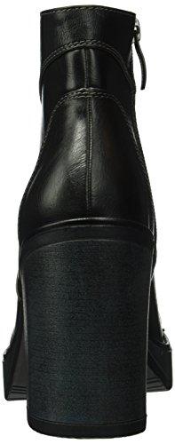 Tamaris 25368, Botines para Mujer Negro (BLACK 001)