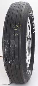 Hoosier Racing Tires Front Tire 26/4.5R15