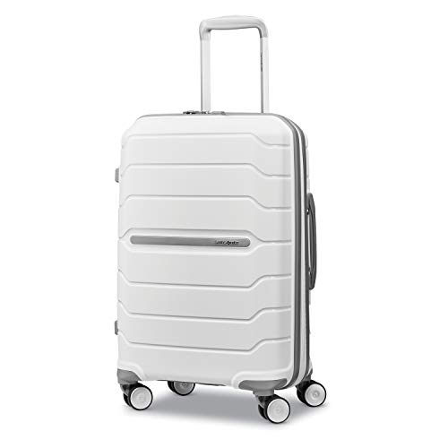 Luggage Ultra Lightweight Hardside - Samsonite Carry-On, White