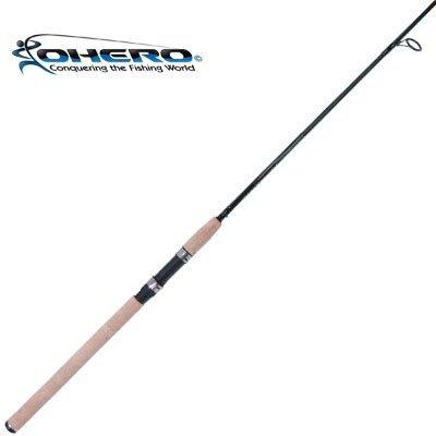 Ohero Inshore Slam Gold Series 8' Medium Action Spinning Rod