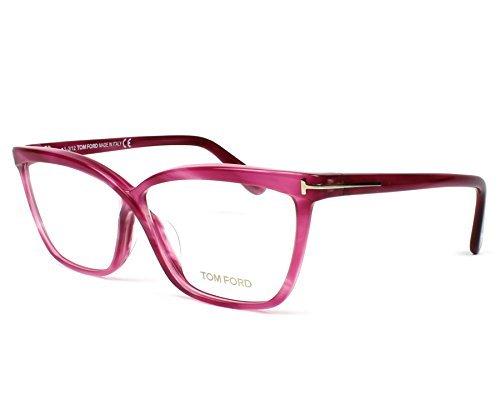 Optical frame Tom Ford Acetate Pink fuschia fuchsia (TF4267 - Ford Tom Optical Womens