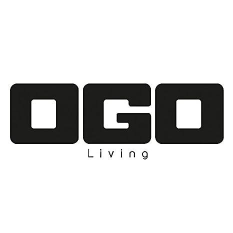 OGO LIVING 0.5 cl 7912012 couvercle en grès Tisanière JULIET en grès bleu
