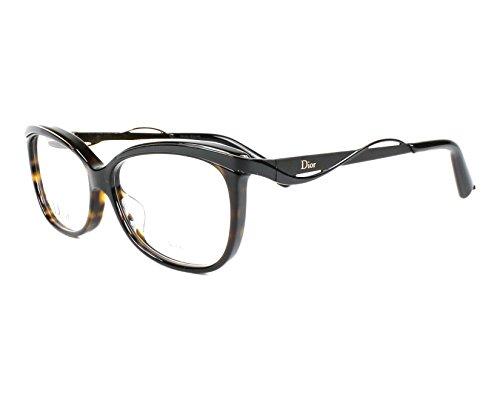 Christian Dior CD 3279/F Dark Havana Black Eyeglass ()
