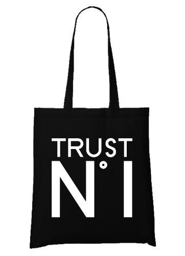 Trust N°1 Bag Black