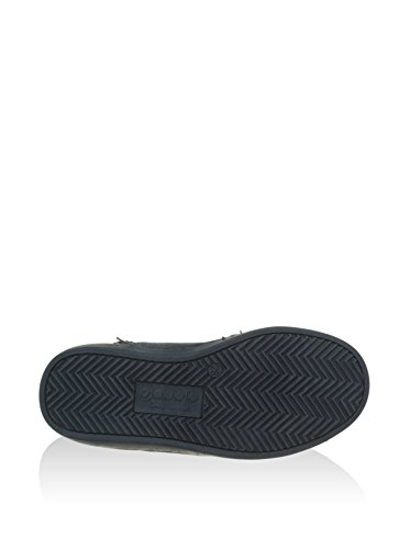 Diadora - Zapatillas de voleibol de Material Sintético para hombre Azul