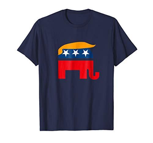 GOP Donald trump Republican Elephant -