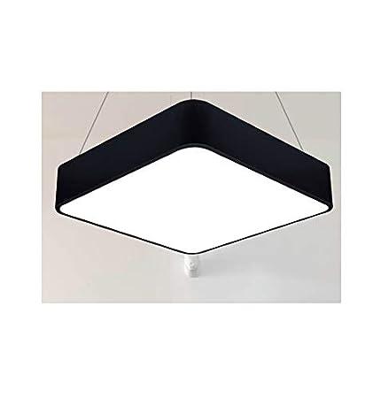 XMY Techo de la lámpara, la iluminación Cuadrada Techo de ...