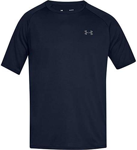 [アンダーアーマー] テック ショートスリーブ Tシャツ(トレーニング) 1358553 メンズ