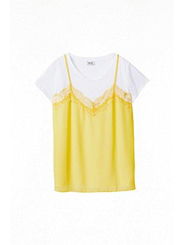 liu jo - Zapatos de vestir para mujer amarillo