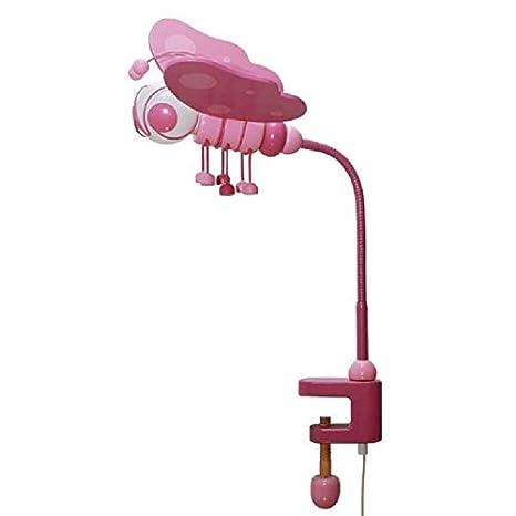 Lámpara de escritorio lámpara de mesa abrazadera mariposa 0306.06 ...