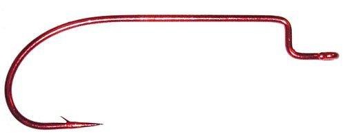 Daiichi D37Z-2/0 Offset Worm Hook Daiichi Offset Worm Hook