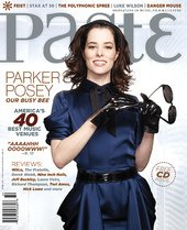 Parker Posey: June 2007 Paste Magazine (Single Issue) (With Bonus Cd) (Issue #32) ebook
