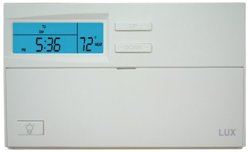 Lux Products TX9000 Smart Temp Programmable 7 Day Thermostat