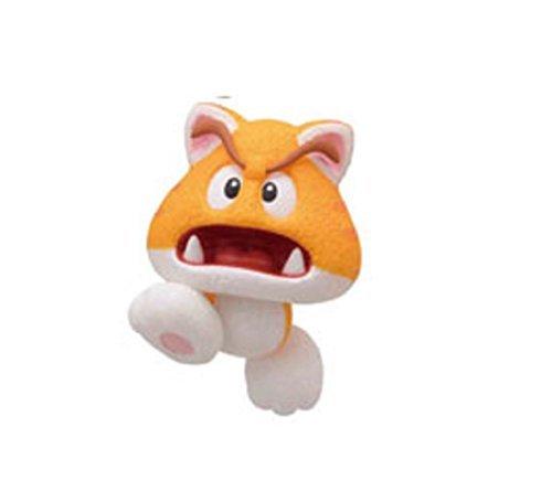Furuta Choco Egg Party~Super Mario 3-D World Figure~Cat Goomba 30mm (Super Mario 3d World Cat Figure)