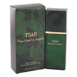 Uniquely For Him TSAR by Van Cleef & Arpels Eau De Toilette Spray 1 oz (Eau De Toilette Van Cleef Cinnamon)