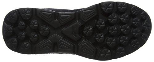 Homme Black de Go Running 400 Accelerate Noir Skechers Chaussures Run z47qq0