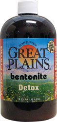 Yerba Prima Great Plains Bentonite   1X16 Oz