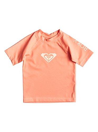 roxy-baby-toddler-girls-whole-hearted-short-sleeve-infant-rashguard-neon-grapefruit-24m