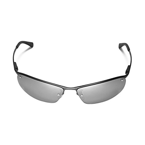 9bbe263cae Walleva Replacement Lenses for Ray-Ban RB3183 63mm Sunglasses - Import It  All