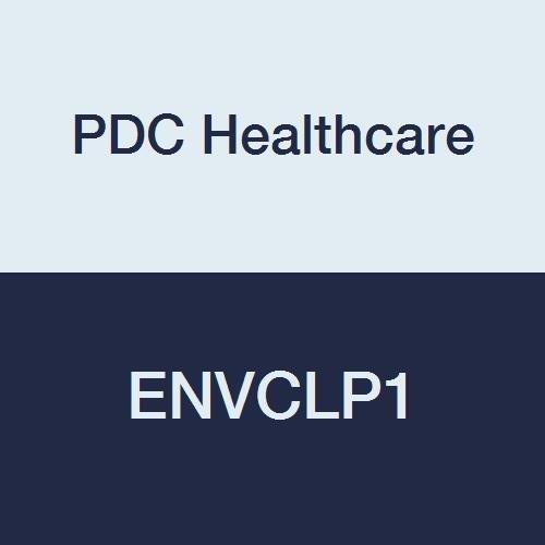 PDC Healthcare ENVCLP1 Blank Envelope, 28# Kraft, 5'' x 7-1/2'' (Pack of 500)
