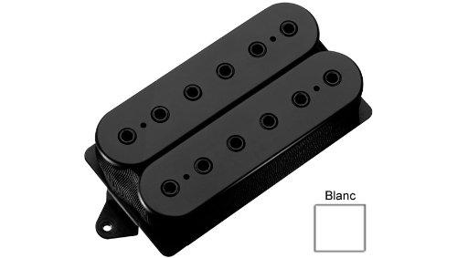 - DiMarzio DP158 EVOLUTION NECK PICKUP BLACK AND WHITE REGULAR White F-Space