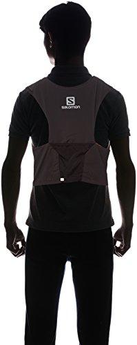 Homme Salomon Ultra Sense Noir Blanc d'Hydratation Rouge Veste Lab q1v1fwXxO