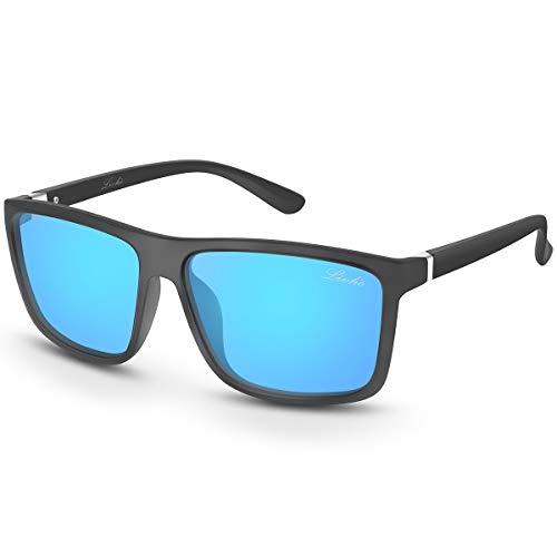 7253c42d1c Livho Oval Unisex Polarized Sunglasses Outdoor Vintage Sunglasses For Women  Men UV400