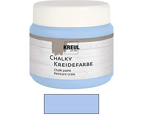 Chalk Paint Chalky Paint 150ml Classic Blue, C KREUL, CK -