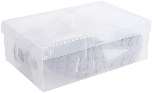 XZDXR Caja De Almacenamiento De Zapatos De Plástico Corrugado ...