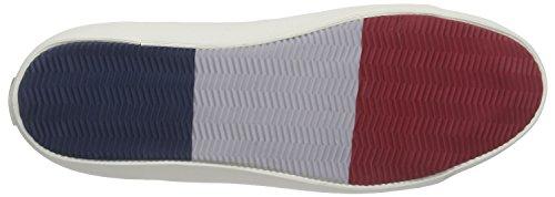 Napapijri Beaker - Zapatillas Hombre Blanco - Weiß (white N29)